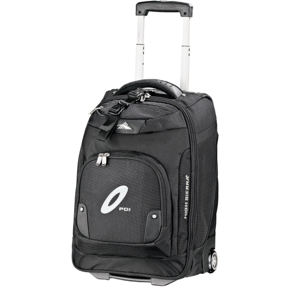 High Sierra (r) - Wheeled Carry-on With Computer Sleeve, Use As An Upright Or Backpack Photo