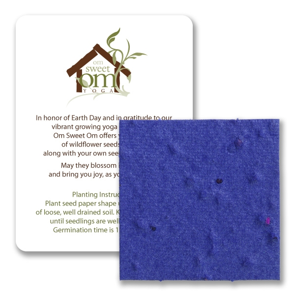 Square 2.6 Mini Gift Pack With Seed Paper