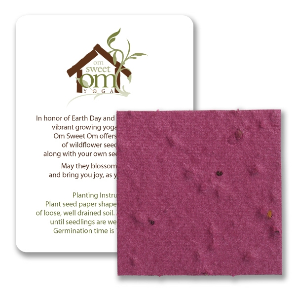 Square 2.7 Mini Gift Pack With Seed Paper