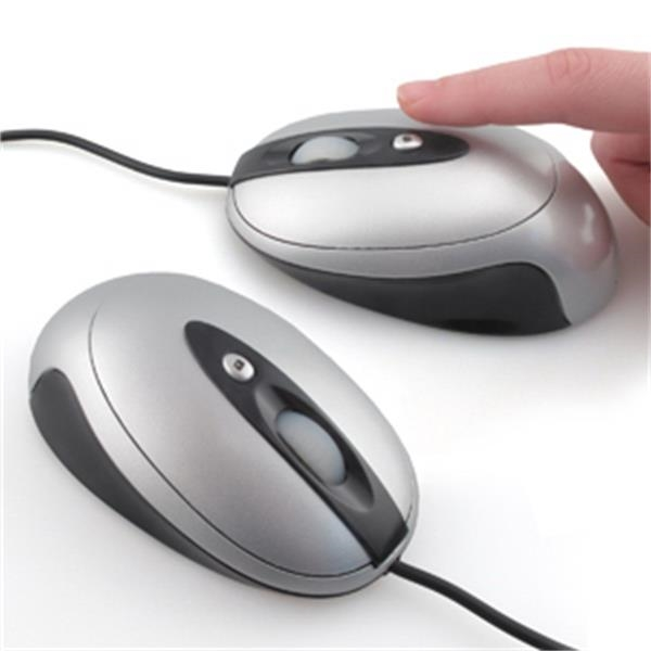 Computer Mouse Is Preprogrammed To A Set Website Of The Client's Choosing Photo