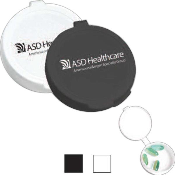 Round Pill holder