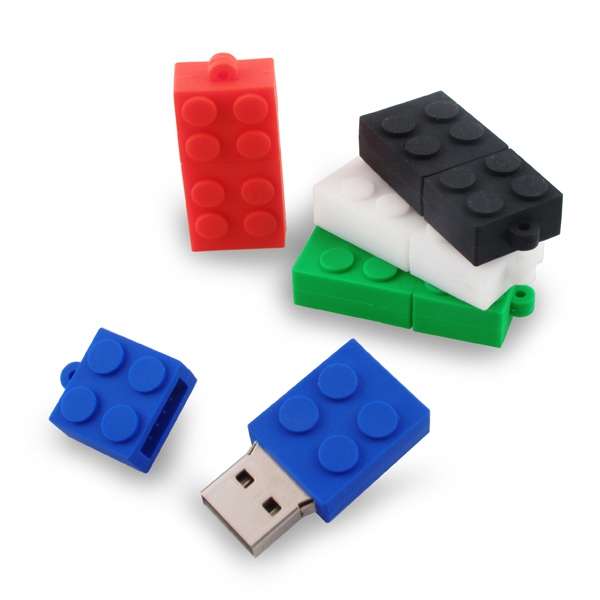512mb - Small Building Block Usb Drive Photo