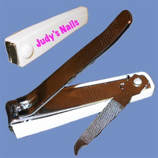 "3"" Steel Nail Clippers Photo"