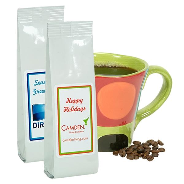 Custom Printed Gourmet Coffee