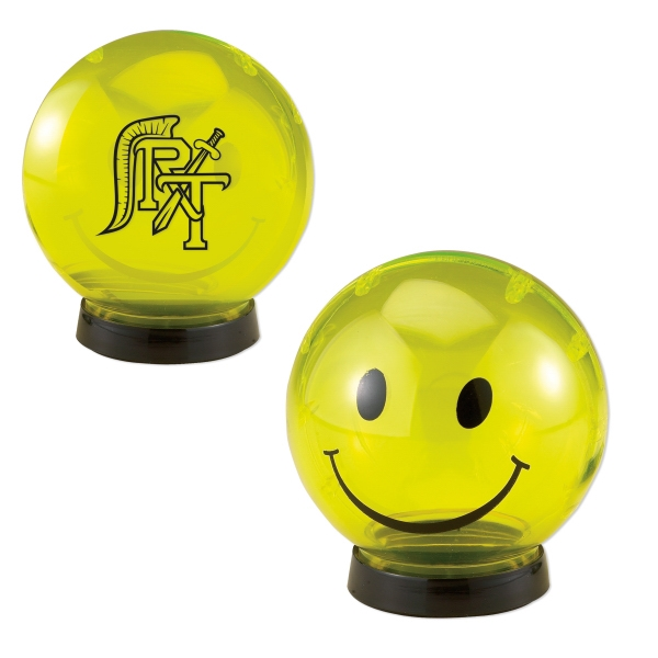 Smiley Face Design Savings Bank Photo