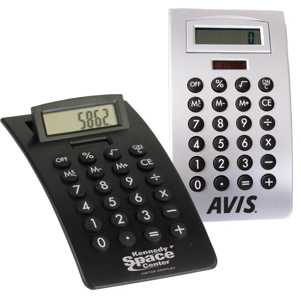 Arch Calculator With Rubber Buttons Photo
