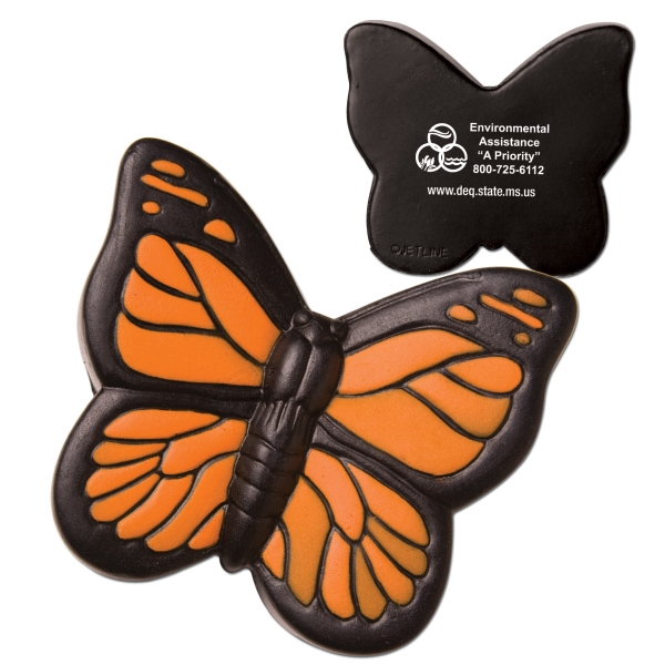 Butterfly Shaped Stress Reliever Photo