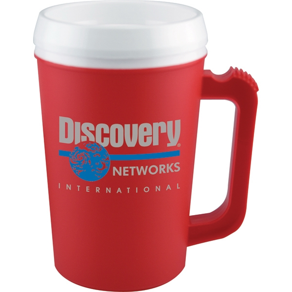 Insulated 22 oz. mug