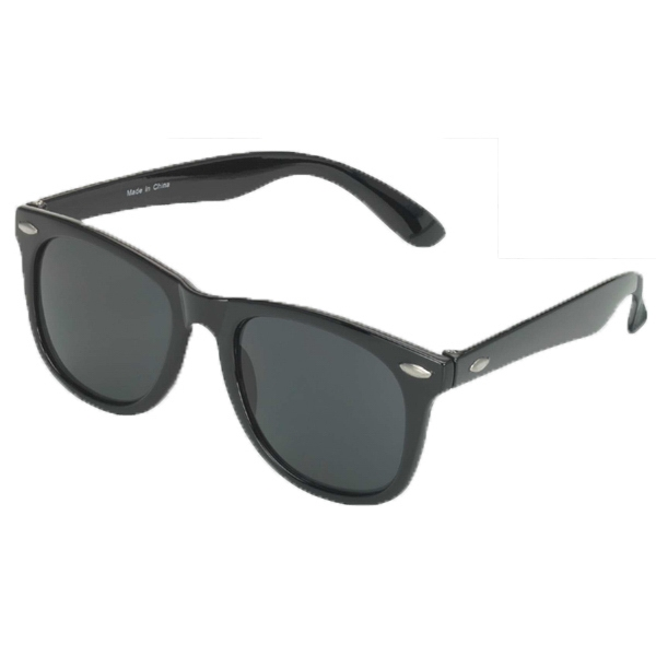 Blues Brother Style Sunglasses. Blank Photo