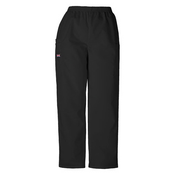 Cherokee - Black - Sa4200 Unisex Utility Scrub Pant - 36 Colors Available Photo