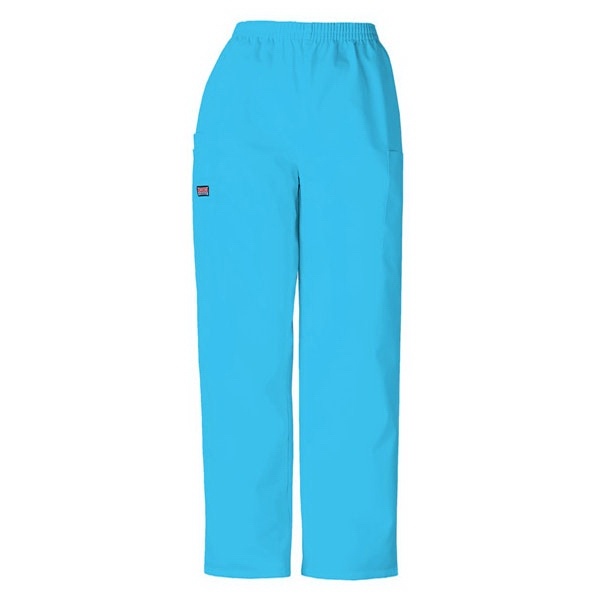 Cherokee - Blue Mist - Sa4200 Unisex Utility Scrub Pant - 36 Colors Available Photo