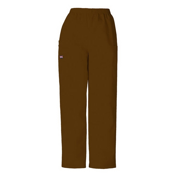 Cherokee - Chocolate - Sa4200 Unisex Utility Scrub Pant - 36 Colors Available Photo