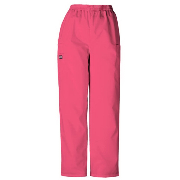 Cherokee - Carnation Pink - Sa4200 Unisex Utility Scrub Pant - 36 Colors Available Photo