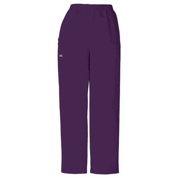 Cherokee - Eggplant - Sa4200 Unisex Utility Scrub Pant - 36 Colors Available Photo