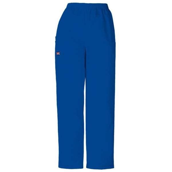 Cherokee - Galaxy Blue - Sa4200 Unisex Utility Scrub Pant - 36 Colors Available Photo
