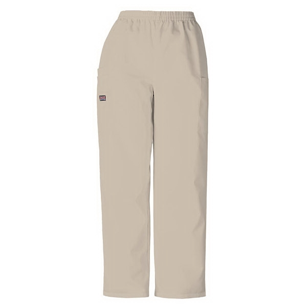 Cherokee - Khaki - Sa4200 Unisex Utility Scrub Pant - 36 Colors Available Photo