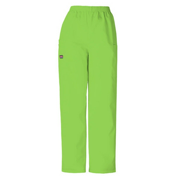 Cherokee - Lime Green - Sa4200 Unisex Utility Scrub Pant - 36 Colors Available Photo