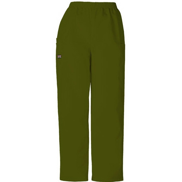 Cherokee - Olive - Sa4200 Unisex Utility Scrub Pant - 36 Colors Available Photo