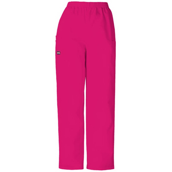 Cherokee - Raspberry - Sa4200 Unisex Utility Scrub Pant - 36 Colors Available Photo