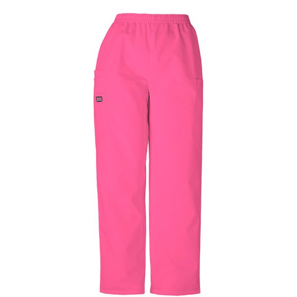 Cherokee - Shocking Pink - Sa4200 Unisex Utility Scrub Pant - 36 Colors Available Photo