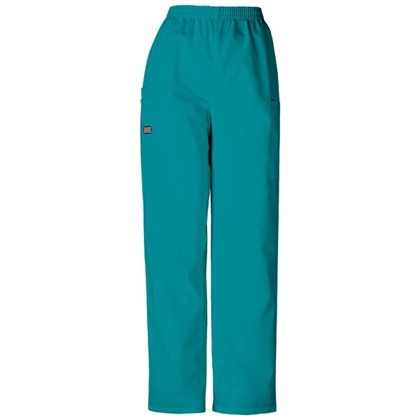 Cherokee - Teal Blue - Sa4200 Unisex Utility Scrub Pant - 36 Colors Available Photo