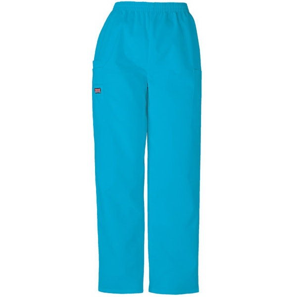 Cherokee - Turquoise - Sa4200 Unisex Utility Scrub Pant - 36 Colors Available Photo