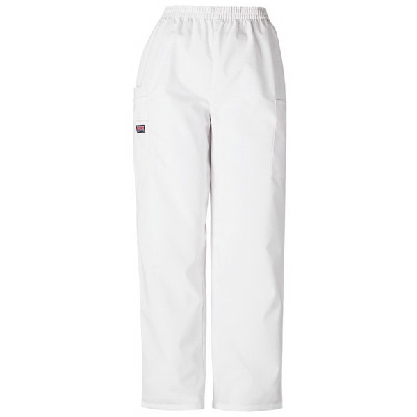 Cherokee - White - Sa4200 Unisex Utility Scrub Pant - 36 Colors Available Photo