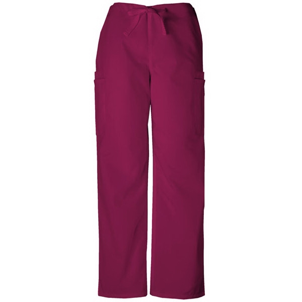 Cherokee - Wine - Sa4000 Men's Utility Scrub Pant - 13 Colors Available Photo