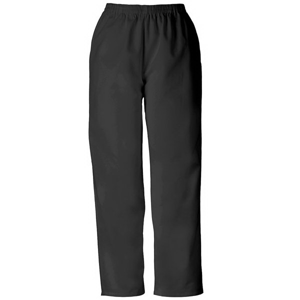 Cherokee - Black - Sa4001 Pull-on Scrub Pant Sa4001 - 28 Colors Available Photo