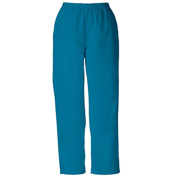 Cherokee - Caribbean Blue - Sa4001 Pull-on Scrub Pant Sa4001 - 28 Colors Available Photo