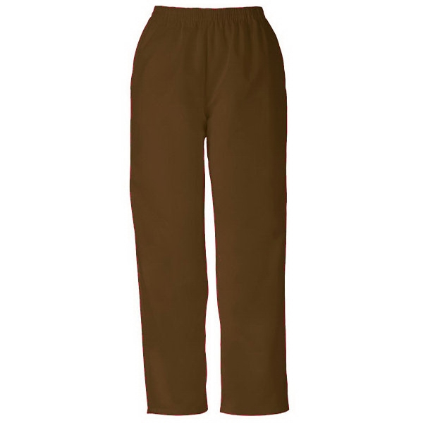 Cherokee - Chocolate - Sa4001 Pull-on Scrub Pant Sa4001 - 28 Colors Available Photo