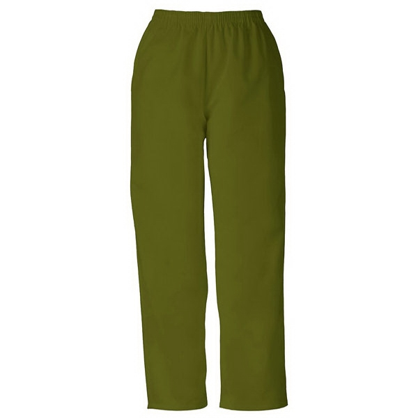 Cherokee - Olive - Sa4001 Pull-on Scrub Pant Sa4001 - 28 Colors Available Photo