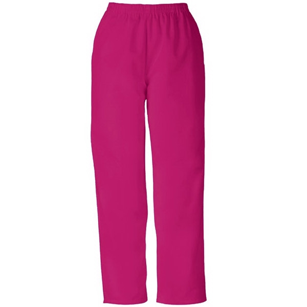 Cherokee - Raspberry - Sa4001 Pull-on Scrub Pant Sa4001 - 28 Colors Available Photo