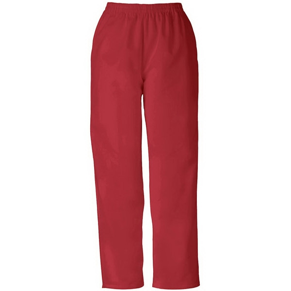 Cherokee - Red - Sa4001 Pull-on Scrub Pant Sa4001 - 28 Colors Available Photo