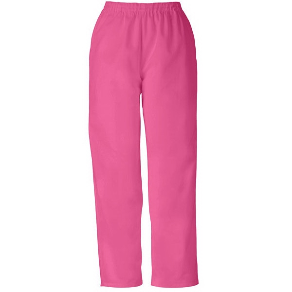 Cherokee - Shocking Pink - Sa4001 Pull-on Scrub Pant Sa4001 - 28 Colors Available Photo