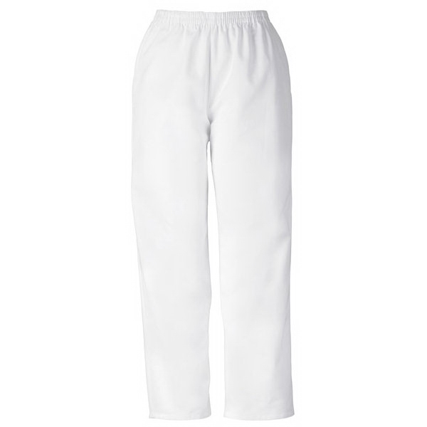 Cherokee - White - Sa4001 Pull-on Scrub Pant Sa4001 - 28 Colors Available Photo
