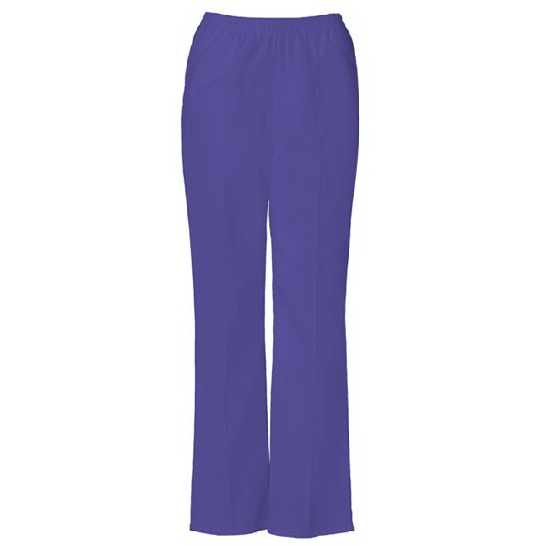 Cherokee - Grape - Sa4112 Stitch Crease Scrub Pant - 16 Colors Available Photo
