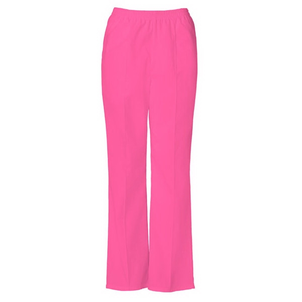 Cherokee - Shocking Pink - Sa4112 Stitch Crease Scrub Pant - 16 Colors Available Photo