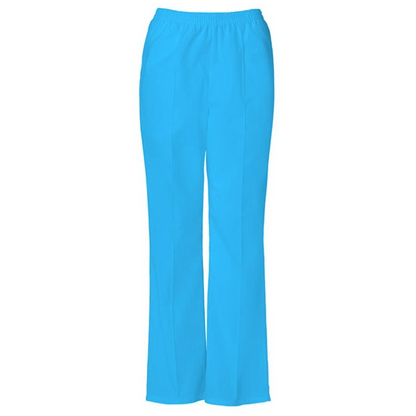 Cherokee - Turquoise - Sa4112 Stitch Crease Scrub Pant - 16 Colors Available Photo