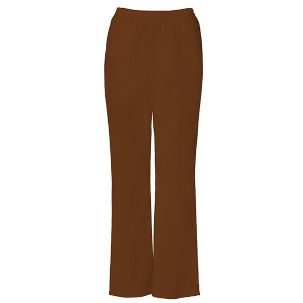 Cherokee - Chocolate - Sa4112 Stitch Crease Scrub Pant - 16 Colors Available Photo