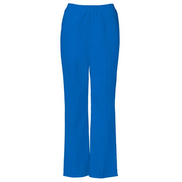 Cherokee - Royal Blue - Sa4112 Stitch Crease Scrub Pant - 16 Colors Available Photo