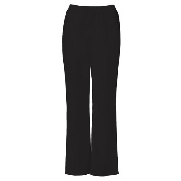 Cherokee - Black - Sa4112 Stitch Crease Scrub Pant - 16 Colors Available Photo