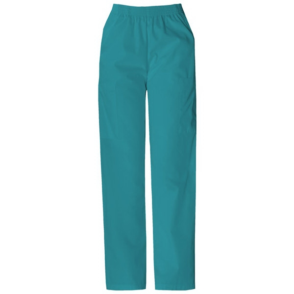 Dickies (r) - Dickies Teal - Sa850506 Elastic Waist Scrub Pant - 20 Colors Available Photo