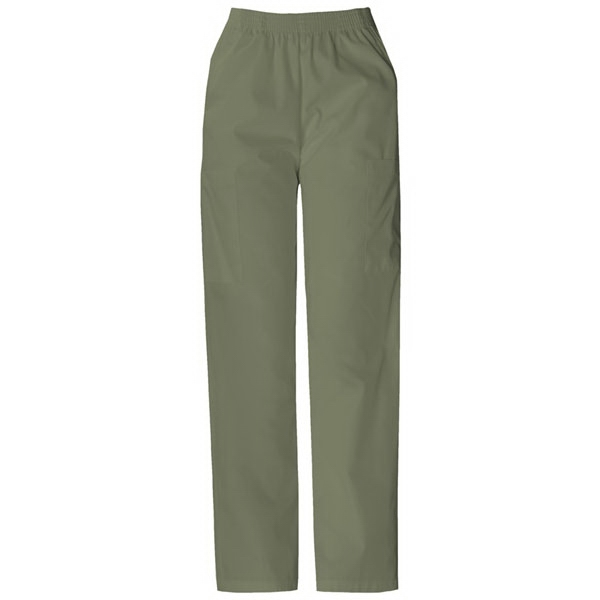 Dickies (r) - Olive - Sa850506 Elastic Waist Scrub Pant - 20 Colors Available Photo