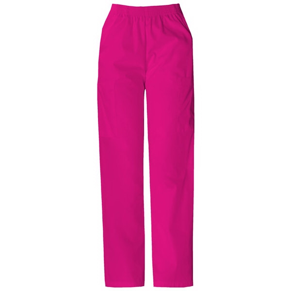 Dickies (r) - Hot Pink - Sa850506 Elastic Waist Scrub Pant - 20 Colors Available Photo