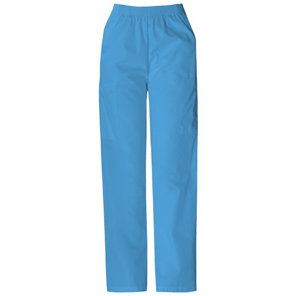 Dickies (r) - Malibu Blue - Sa850506 Elastic Waist Scrub Pant - 20 Colors Available Photo