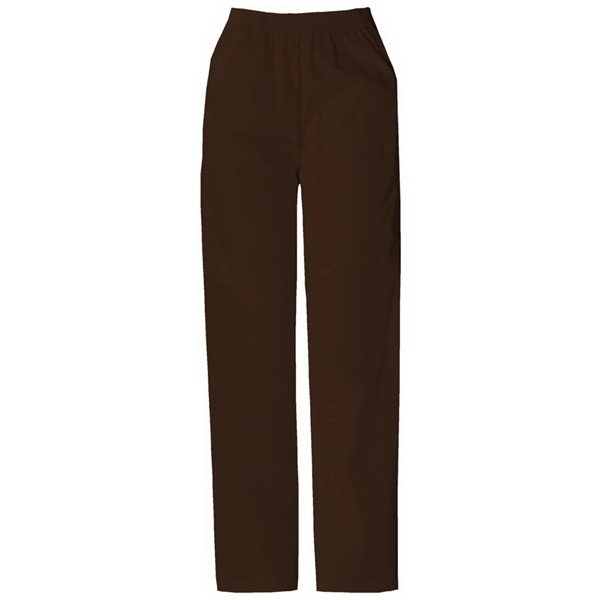 Dickies (r) - Chocolate - Sa850506 Elastic Waist Scrub Pant - 20 Colors Available Photo
