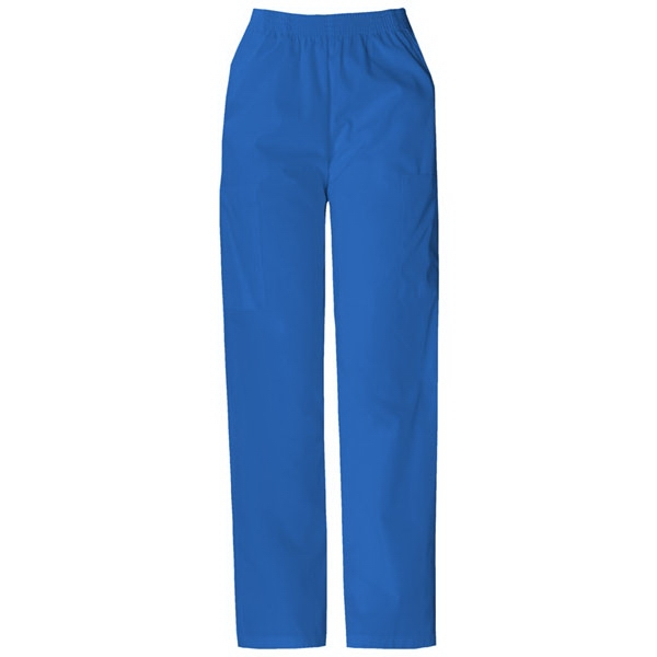 Dickies (r) - Royal Blue - Sa850506 Elastic Waist Scrub Pant - 20 Colors Available Photo