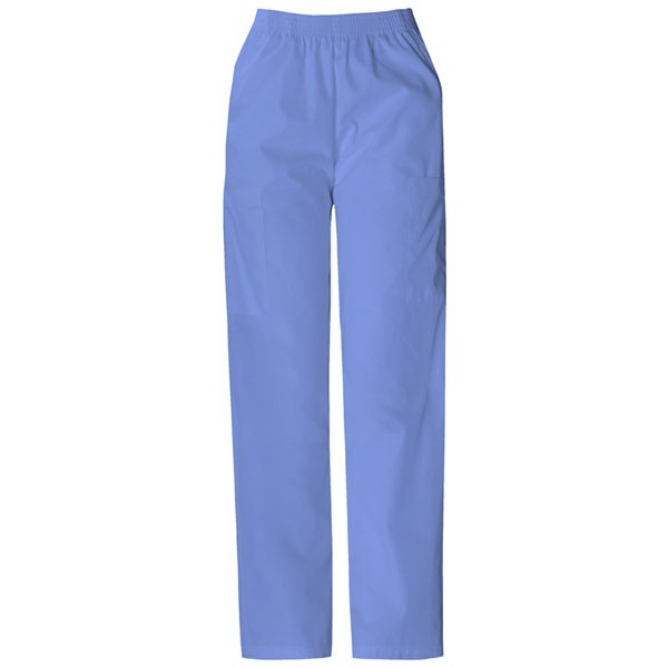 Dickies (r) - Ciel Blue - Sa850506 Elastic Waist Scrub Pant - 20 Colors Available Photo