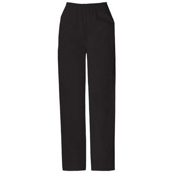 Dickies (r) - Black - Sa850506 Elastic Waist Scrub Pant - 20 Colors Available Photo